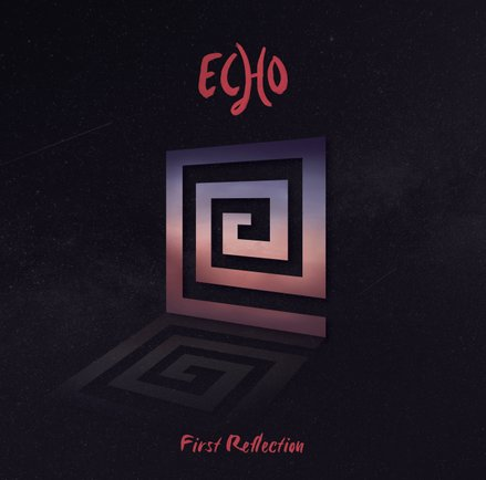 Echo First Reflection Album German 80s Style Rockduo